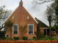 Kop-hals-rompboerderij Roderwolde