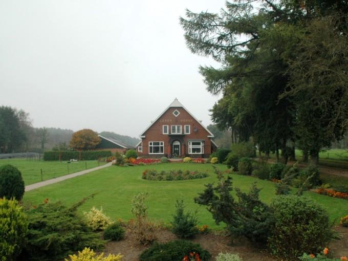 Krimpenboerderij Een