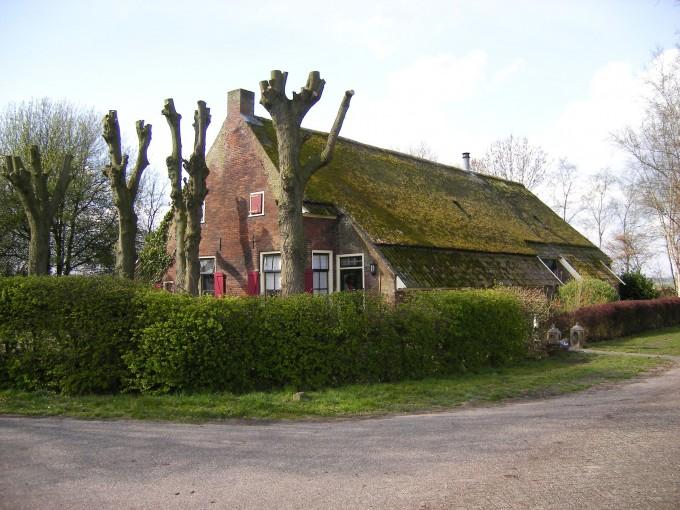 Hallenhuisboerderij Gieterveen