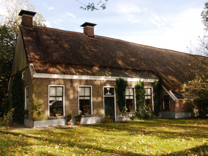 Hallenhuisboerderij Valthe