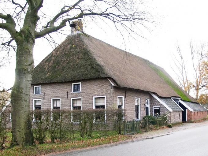 Hallenhuisboerderij Yde