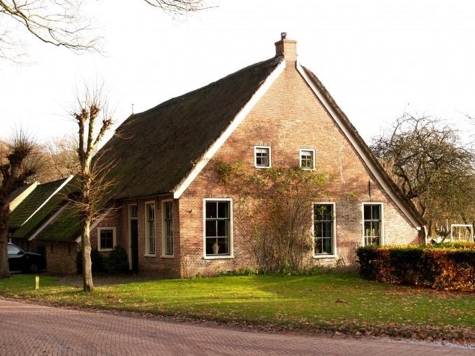 Hallenhuisboerderij Zeijen