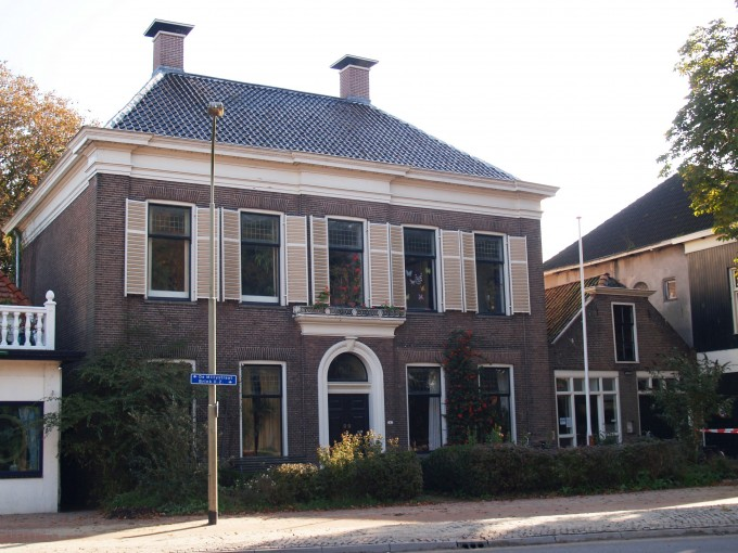 Herenhuis Zuidlaren