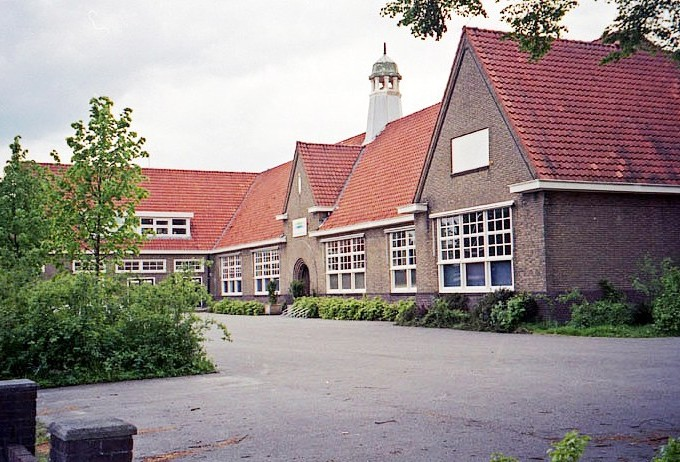 Schoolgebouw Assen