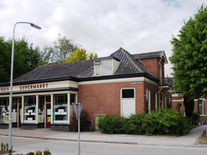 Winkel/woonhuis Nieuw-Buinen