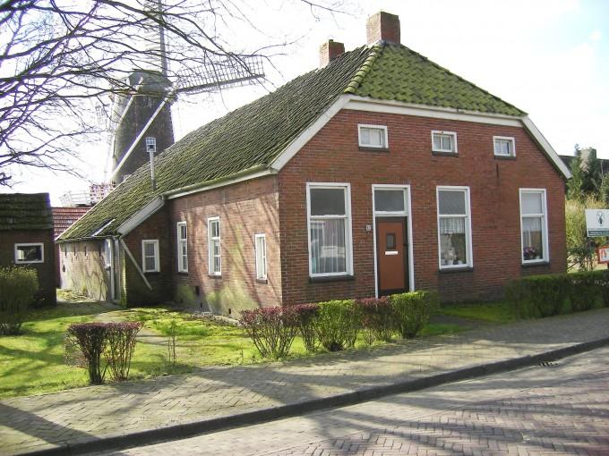 Molenaarshuis Gieterveen