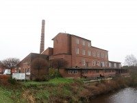 Turfstrooiselfabriek Schoonebeek
