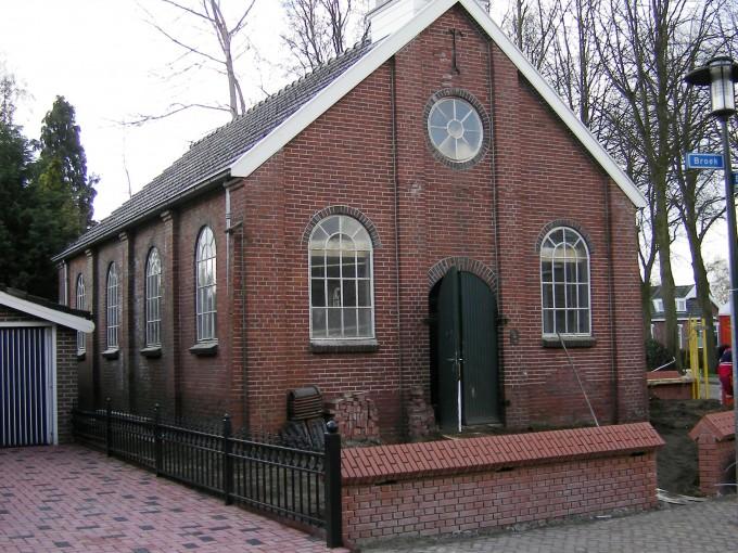 Zaalkerk Gieterveen