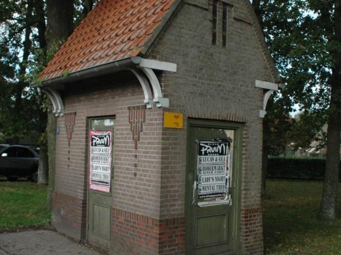 Transformatorhuis Langelo