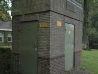Transformatorhuis Peest