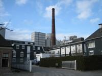 Fabriekspijp Hoogeveen