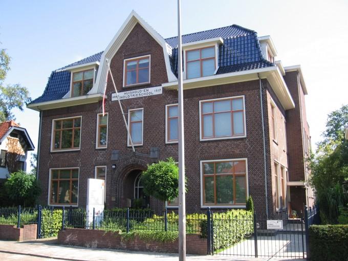 Schoolgebouw Hoogeveen