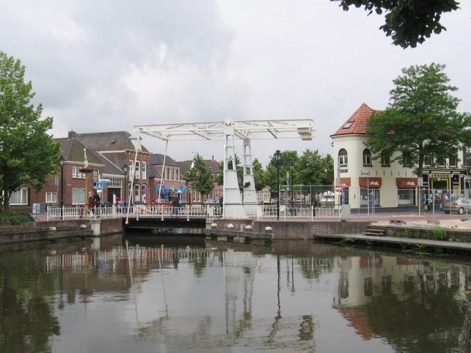 Ophaalbrug Meppel