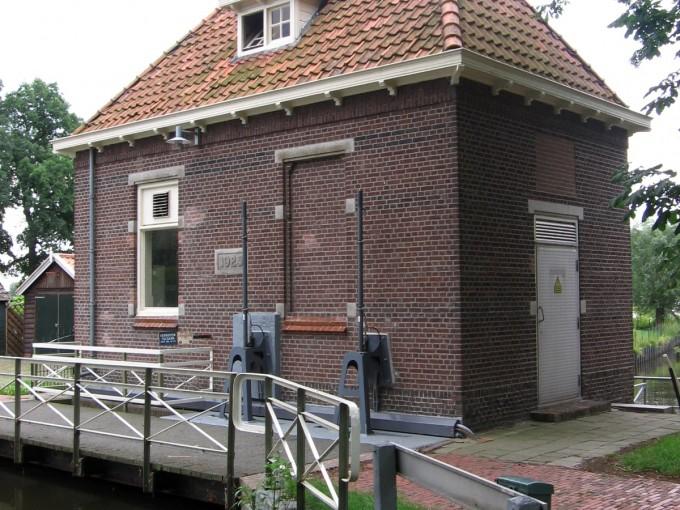 Pompgebouw Meppel