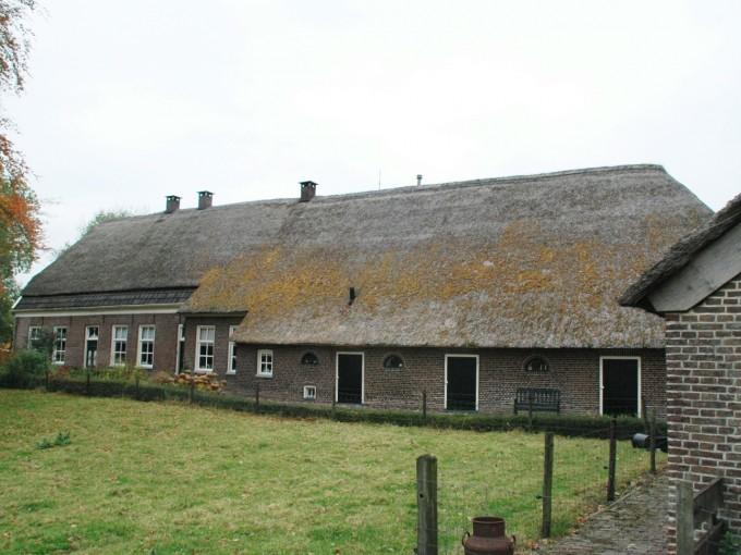 Hallenhuisboerderij Dalerveen