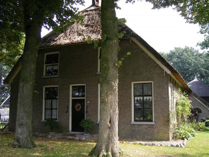 Hallenhuisboerderij Zuidwolde