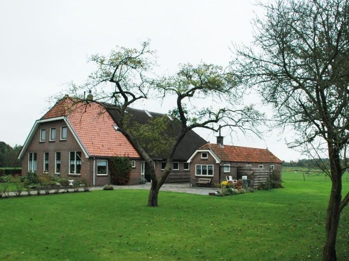 Ontginningsboerderij Frederiksoord