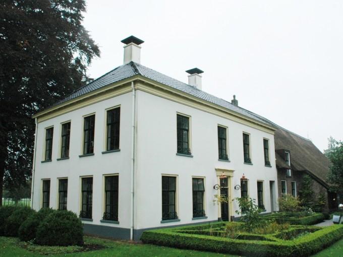 Kop-rompboerderij Vledder