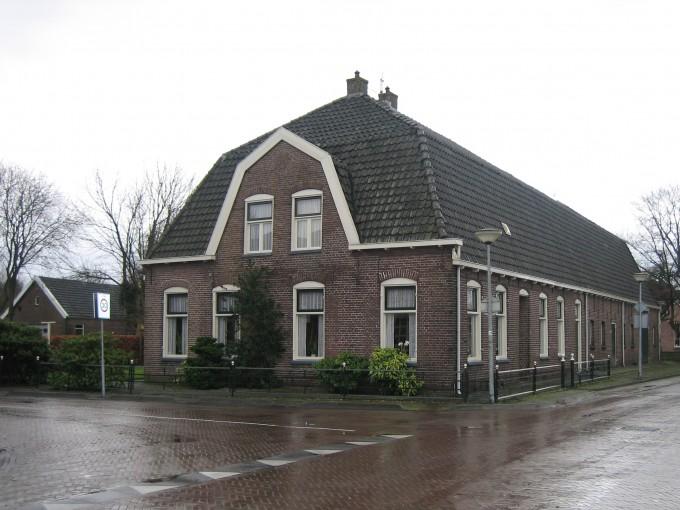 Ontginningsboerderij Westerbork