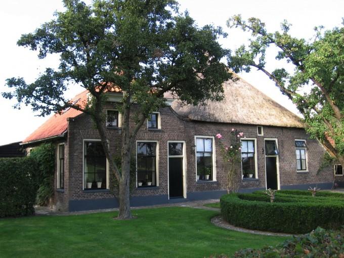 Hallenhuisboerderij Ruinerwold