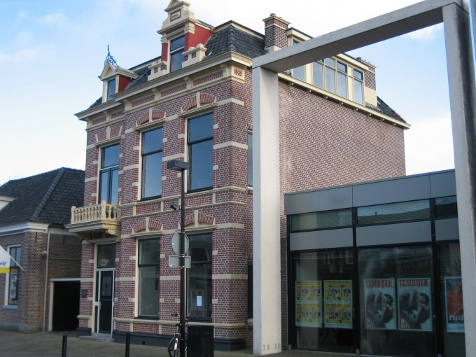 Herenhuis Hoogeveen