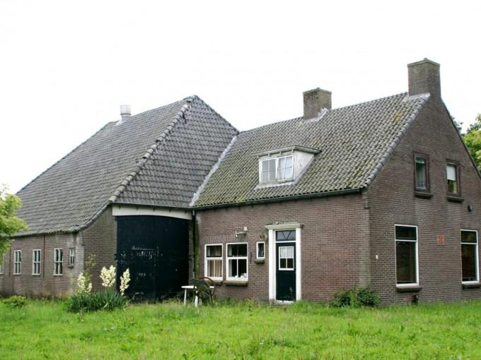 Wederopbouwboerderij Seubring