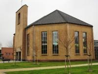 Oorspronkelijk Nieuwe Kerk, tegenwoordig Kruiskerk