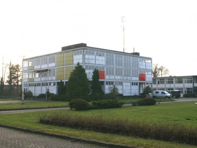 Rijksluchtvaartschool met internaat