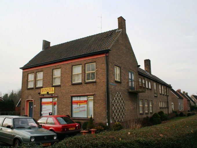 Ensemble Groene Kruisgebouw en brandweerkazerne