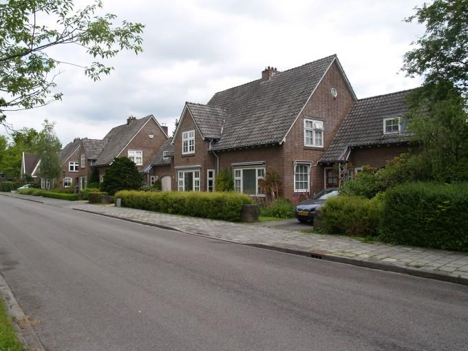 Dubbele woningen Vogelkerslaan